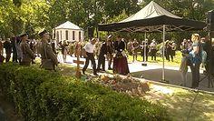 Salwa honorowa na pogrzebie Emila Karewicza