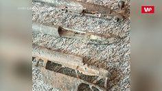 Znalezisko na strychu lubelskiej szkoły. Karabiny były ukryte przez 75 lat