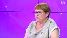 #dziejesienazywo: Ilona Łepkowska o początkach swojej kariery