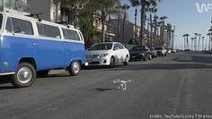 #dziejesiewtechnologii: złe drony