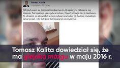 Ostatnia walka Tomasza Kality