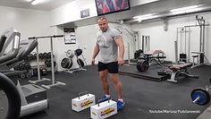 #dziejesiewsporcie: Pudzianowski pokazał trening na... uszy