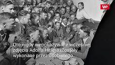 Nieznane zdjęcia Adolfa Hitlera