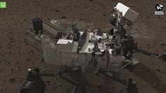 W poszukiwaniu życia na Marsie
