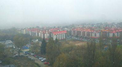 Śnieg w Lublinie tuż przed majówką. Pogoda oszalała