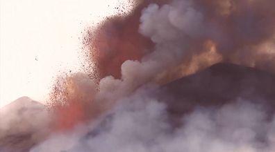 Eksplozja lawy z Etny na Sycylii. Najnowsza spektakularna erupcja wulkanu