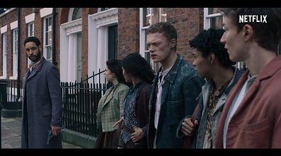 """Ferajna z Baker Street"" (2021) - zwiastun serialu."