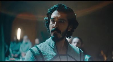 """The Green Knight"" (2021) - zwiastun filmu."