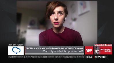 Wpływ izolacji na oddziałach covidowych na zdrowie psychiczne dzieci i młodzieży