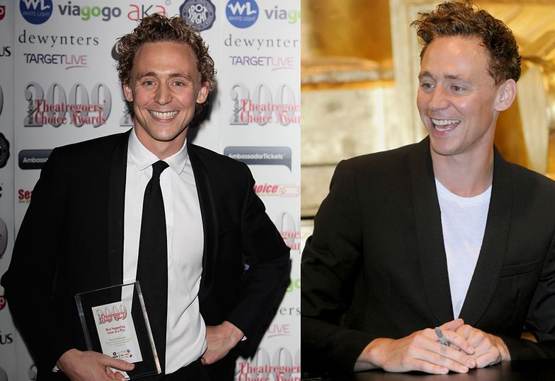 36. urodziny Toma Hiddlestona