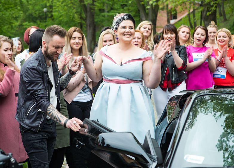"""Maślak i Ewa Minge na castingu do """"Supermodelki Plus Size""""! (ZDJĘCIA)"""
