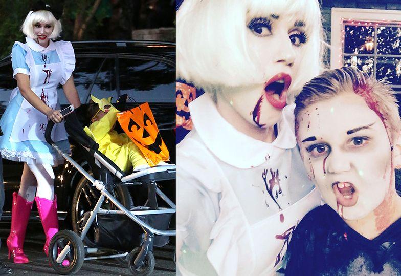 Gwen Stefani z synami