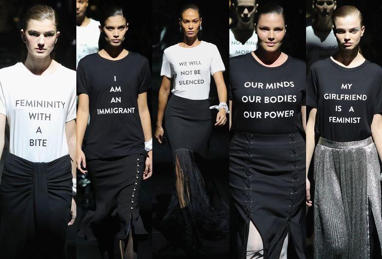 Polityczne koszulki Prabala Gurunga