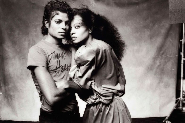 Michael Jackson i Diana