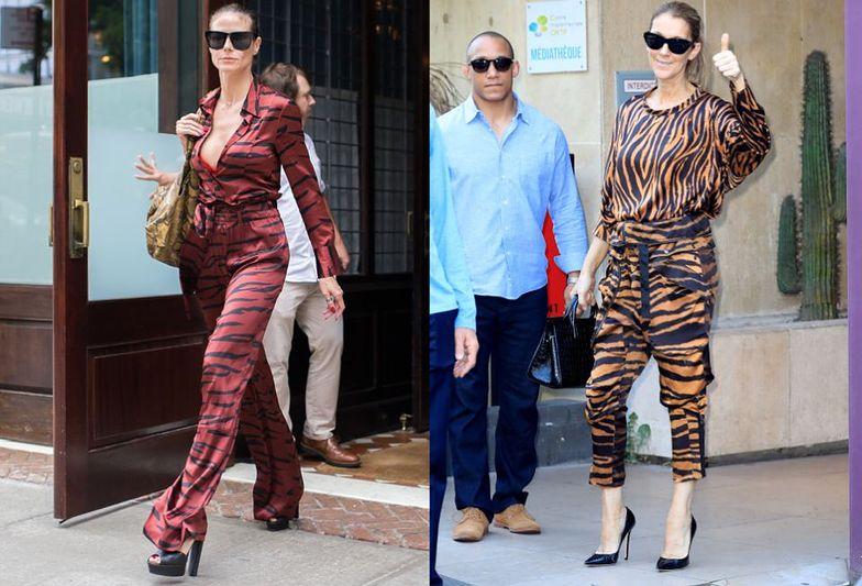 Celine Dion czy Heidi Klum?