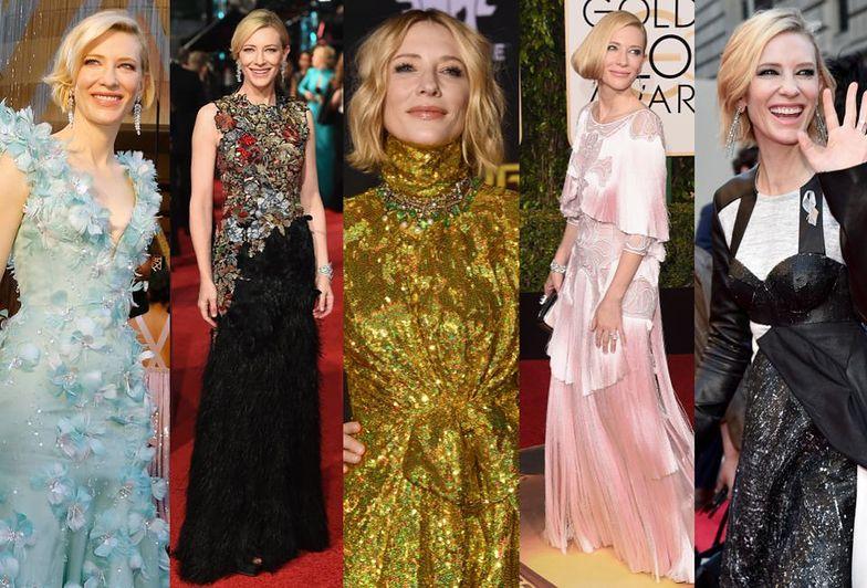 Styl gwiazdy: Cate Blanchett