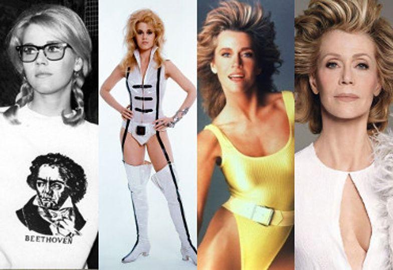 Jane Fonda kończy 80 lat!