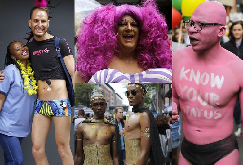 Gay Pride w Johannesburgu