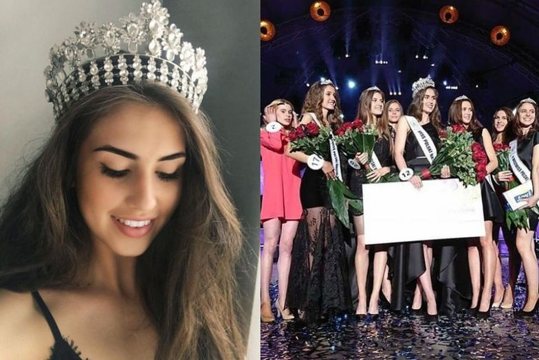 Tak wygląda nowa Miss Polski Nastolatek