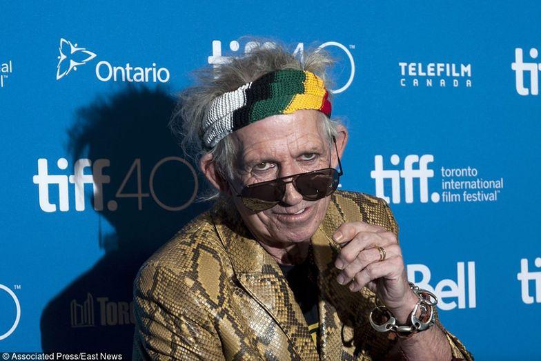 Keith Richards, 72 lata