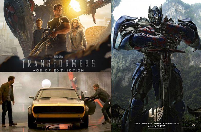 """""""Transformers: Wiek zagłady"""""""