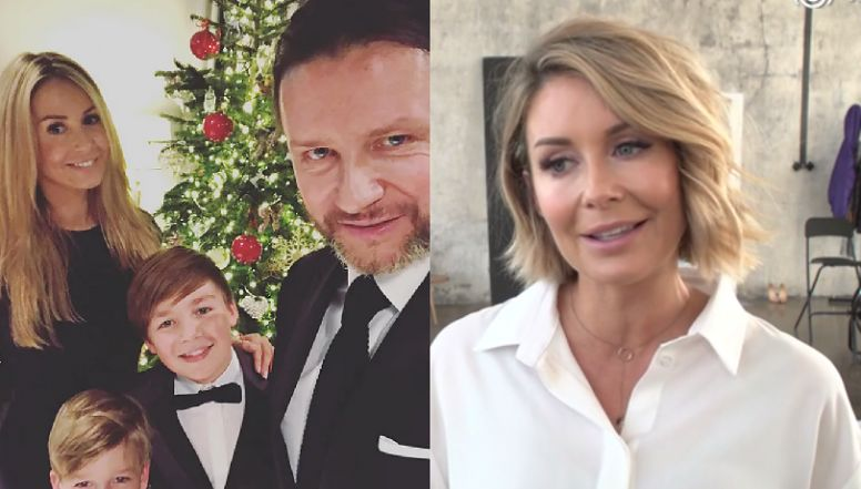 """Świąteczna Małgorzata Rozenek: """"Mamy tyle dekoracji świątecznych, że sąsiedzi mogliby od nas pożyczać"""""""