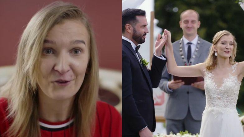 """""""Ślub od pierwszego wejrzenia"""". Iga zapewnia, że... NIE ĆPAŁA przed weselem: """"Dużo gadam, no, CAŁA JA"""""""