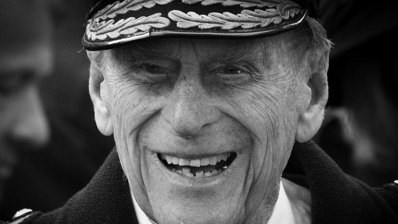 Książę Filip nie żyje. Miał 99 lat