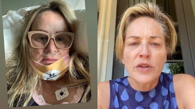 """Siostra Sharon Stone ma koronawirusa. Zrozpaczona gwiazda apeluje: """"Noście maski! Dla siebie i innych"""""""