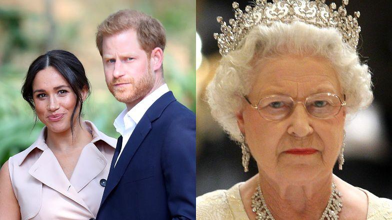 Książę Harry i Meghan Markle zostali ZAPROSZENI na jubileusz panowania Elżbiety II!