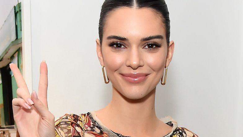 """Sekspozytywna Kendall Jenner gasi hejterów: """"Mam pełną kontrolę nad tym, gdzie znajduje się moja wagina"""""""