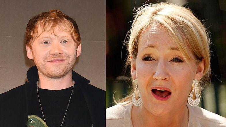 """Rupert Grint staje po stronie osób transpłciowych po oskarżeniach J.K. Rowling o transfobię: """"Wszyscy powinniśmy mieć prawo do życia w miłości"""""""