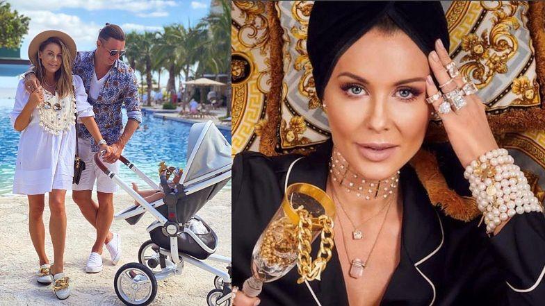 """""""Perfekcyjna"""" Małgorzata Rozenek wyjaśnia fance: """"Nie chcę, żeby mnie ludzie lubili, bo mi nie idzie, SZCZEGÓLNIE ŻE MI IDZIE"""""""