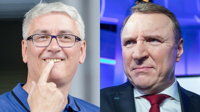 """Artur Orzech uderza w Jacka Kurskiego i zapowiada: """"Skomentuję Eurowizję, jak będę chciał. Pan mi w tym NIE PRZESZKODZI!"""""""