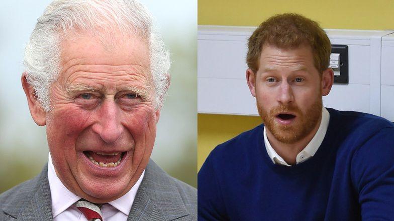 Książę Karol POZBYŁ SIĘ zdjęć księcia Harry'ego?! (FOTO)