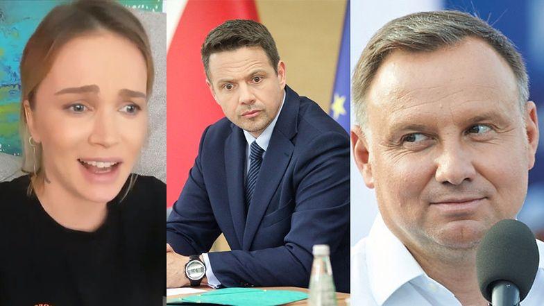 """Maffashion komentuje nowy spot wyborczy Andrzeja Dudy: """"Sztandarowy przykład HEJTERSKIEGO NAGRANIA"""""""