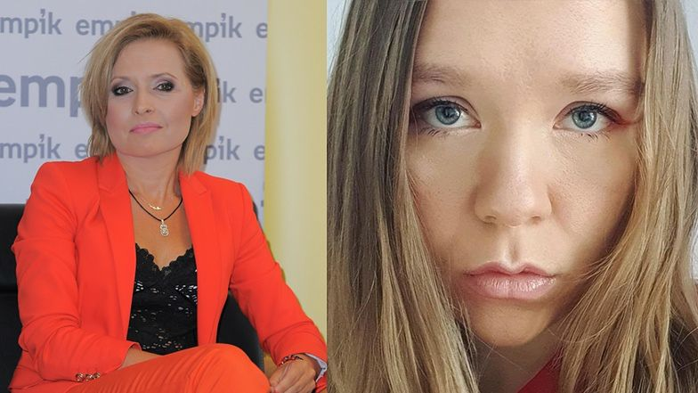 """Maja Staśko kłóci się z Agnieszką Gozdyrą: """"Starsza ode mnie dziennikarka próbuje mnie przekonać, że nie jestem atrakcyjna"""""""