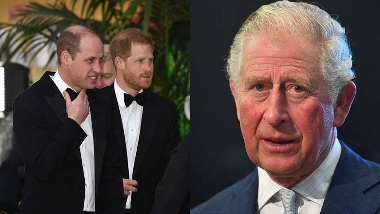 Zarażony koronawirusem książę Karol poinformował Williama i Harry'ego o pozytywnym wyniku testu przez telefon