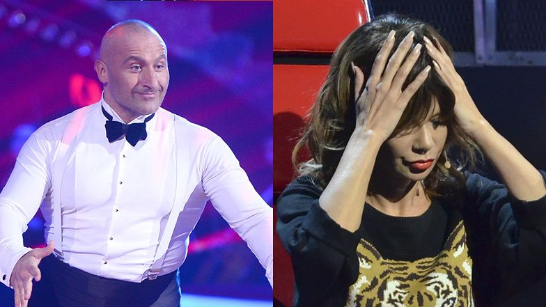 """Marcin Najman broni Edyty Górniak: """"Mogłaby uczyć polonistyki pomimo, iż jej nie kończyła!"""""""