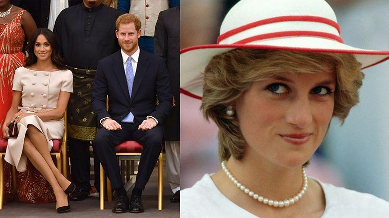 Netflix pokaże zmagania księżnej Diany z BULIMIĄ. William jest wściekły na brata