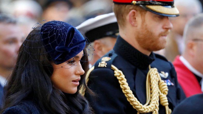 Kanada ODMAWIA płacenia za ochronę księcia Harry'ego i Meghan Markle!