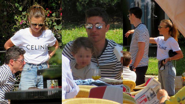 Robert i Anna Lewandowscy tryskają humorem podczas spotkania z agentem nieruchomości luksusowych na Majorce (ZDJĘCIA)