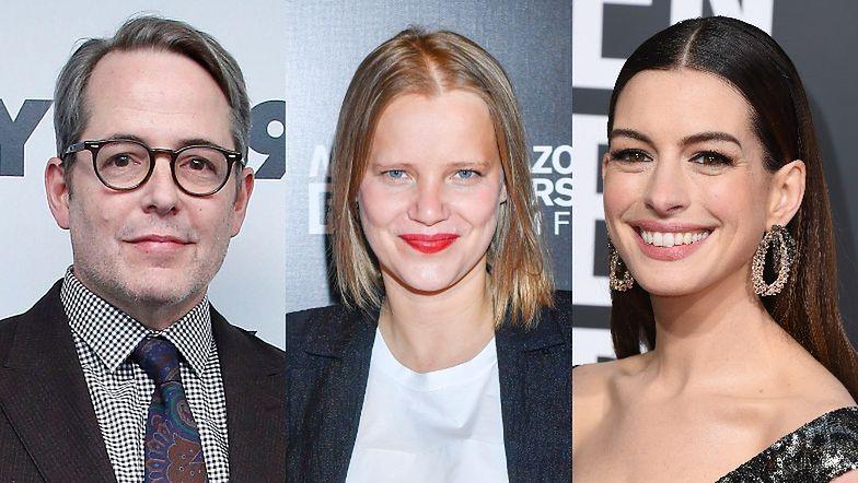 Joanna Kulig zagra w hollywoodzkim filmie u boku Anne Hathaway i Matthew Brodericka!