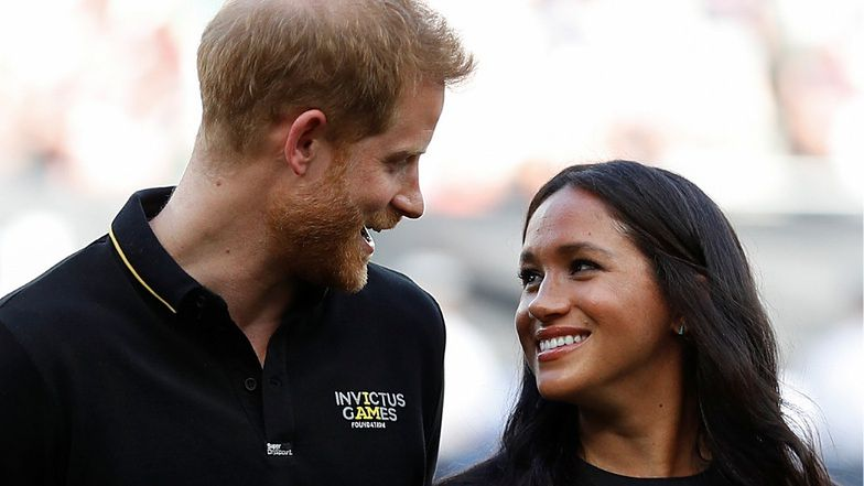 Meghan Markle i książę Harry PO RAZ DRUGI zostali rodzicami!