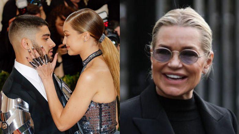 """Matka Gigi Hadid POTWIERDZA ciążę córki z Zaynem Malikiem: """"Wciąż jestem w szoku"""""""