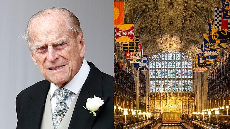 """Książę Filip nie żyje. Oto szczegóły pogrzebu małżonka królowej Elżbiety: """"Uroczystość będzie miała charakter wojskowy"""""""