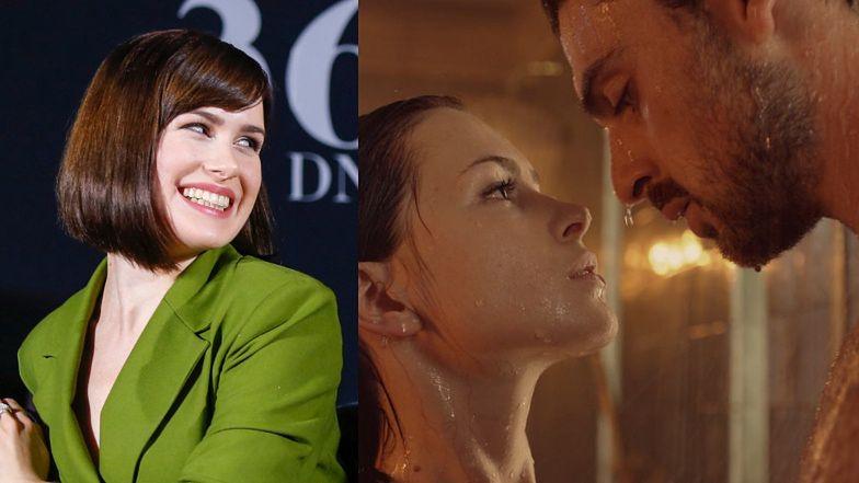 """Anna Maria Sieklucka o nominacji do Złotych Malin: """"Nieważne, jaką ten film ma wartość artystyczną, BARDZO SIĘ CIESZĘ!"""""""