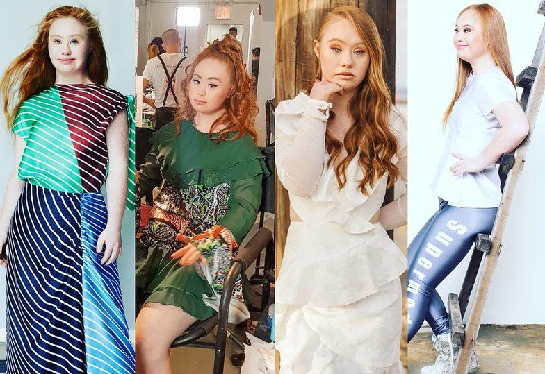 Madeline Stuart podbija Fashion Week