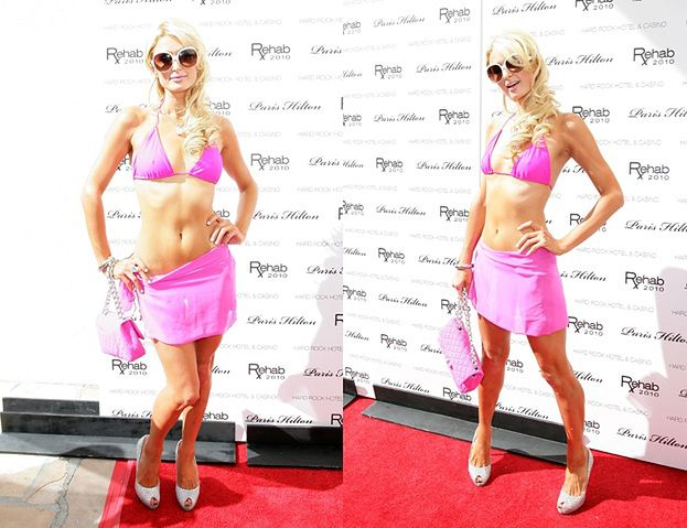 Paris Hilton TEŻ WRACA DO RÓŻU!