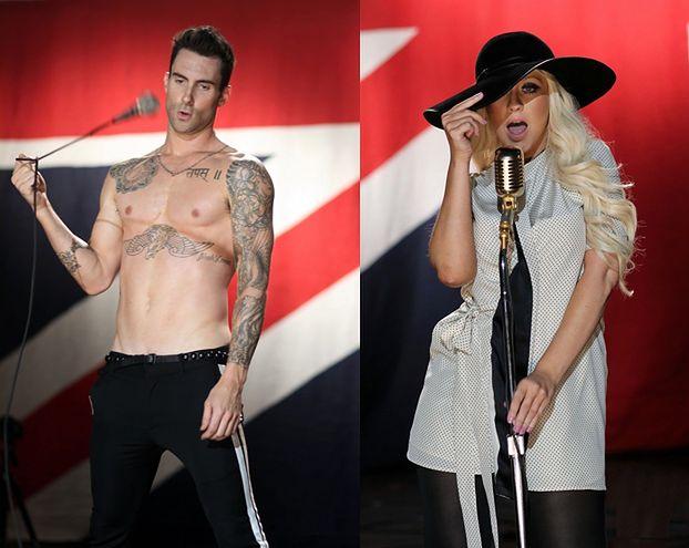 Maroon 5 i Aguilera WYGRALI Z ADELE!